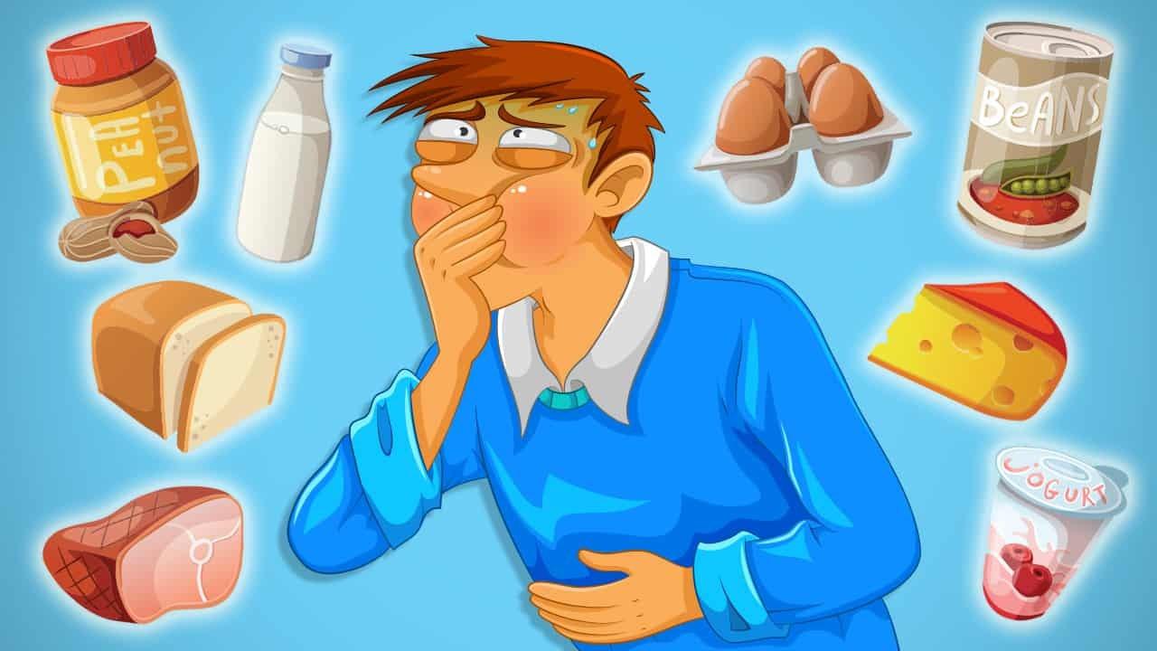 Alergjitë Ushqimore
