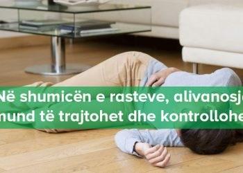 Alivanosja