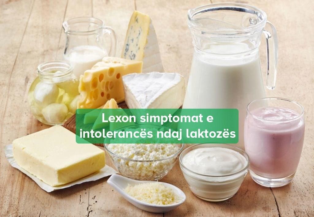 Intoleranca ndaj laktozës