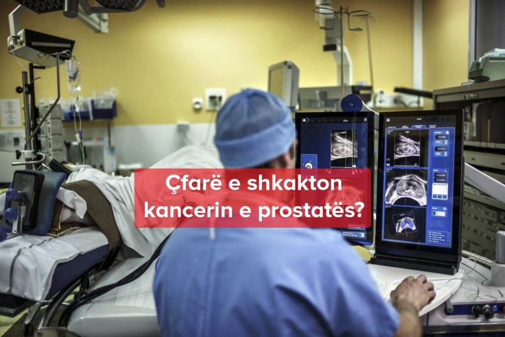 Kanceri i Prostatës