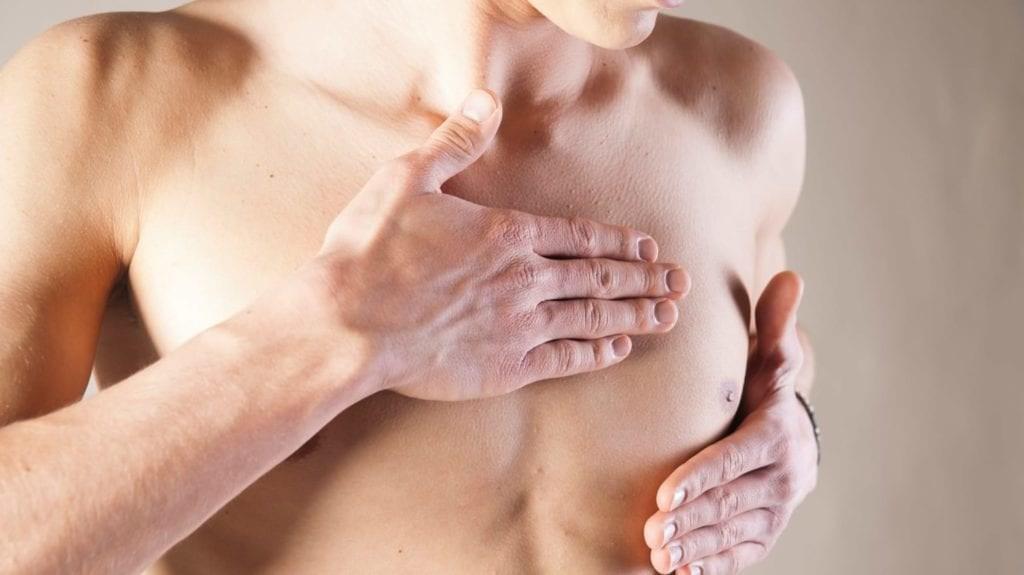 Kanceri i gjoksit te meshkujt