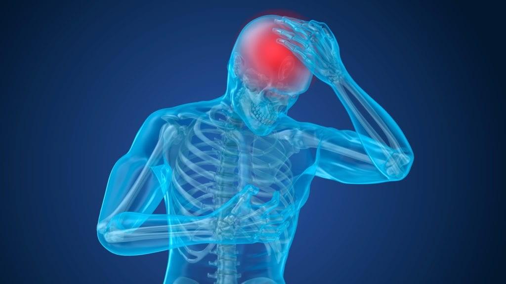 Lendimi traumatik i trurit