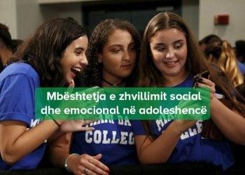 Ndryshimet Shoqërore në Adoleshencë