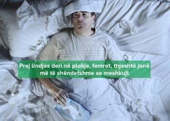 Rreziqet shendetesore te meshkujt