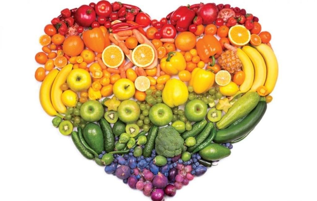 Ushqime te shendetshme per zemer