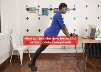 Ushtrime fizike qe mund ti beni ne zyre