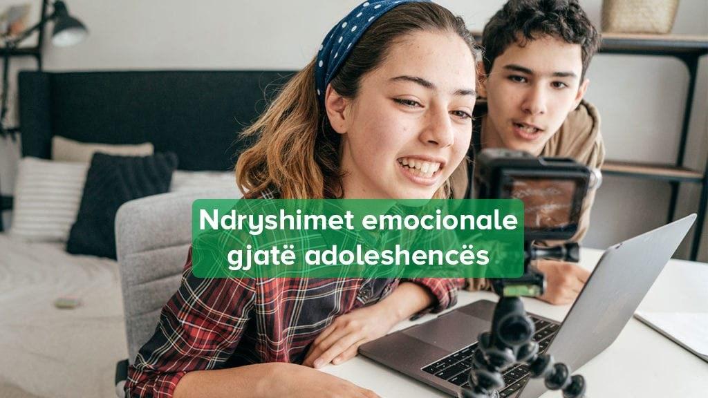 Zhvillimet në Adoleshencë
