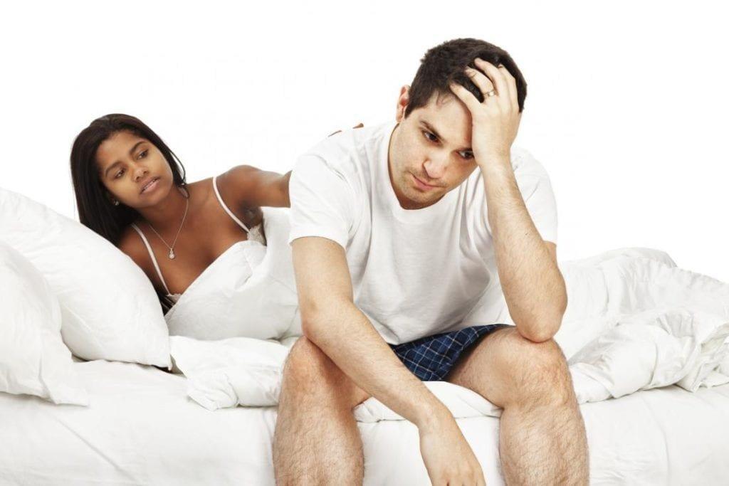 problemet seksuale te meshkujt