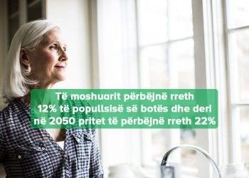 problemet shendetesore te personat e moshuar