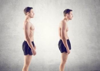 qendrimi i keq i trupit tuaj