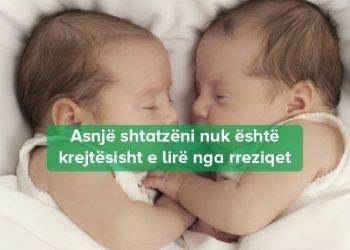 rreziqet gjate lindjes se binjakeve