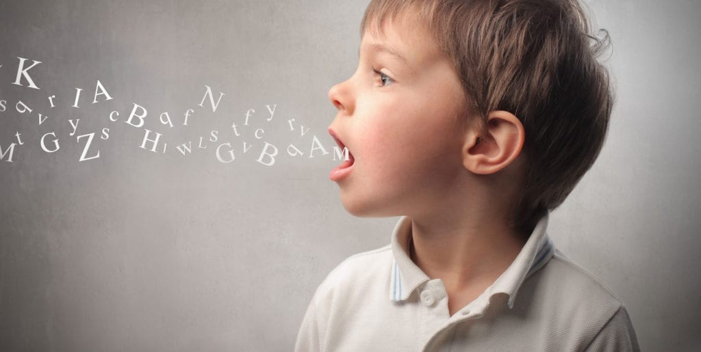 vonesa e gjuhes dhe te folurit