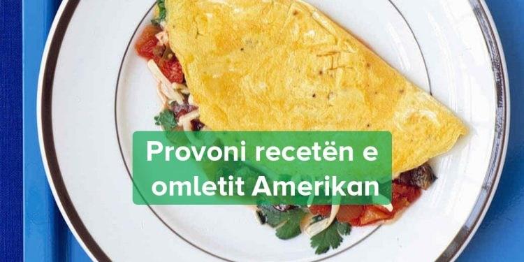 Recetë Omleti Jugperëndimor
