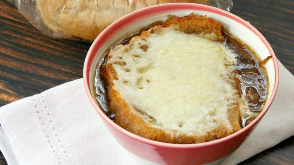 Recetë e Supës me Qepë