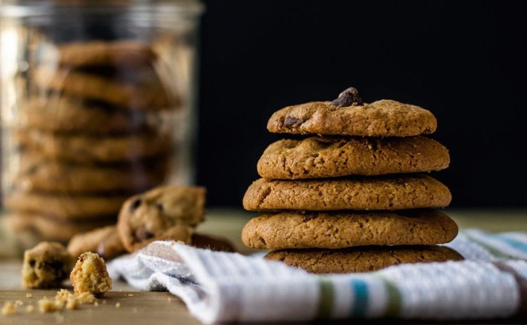 Recetë e biskotave me çokollatë