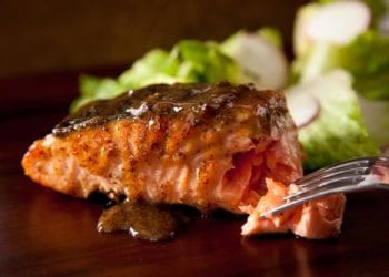 Recetë e thjeshtë për salmon skare