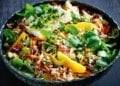 Sallatë vegjetariane e pagatuar