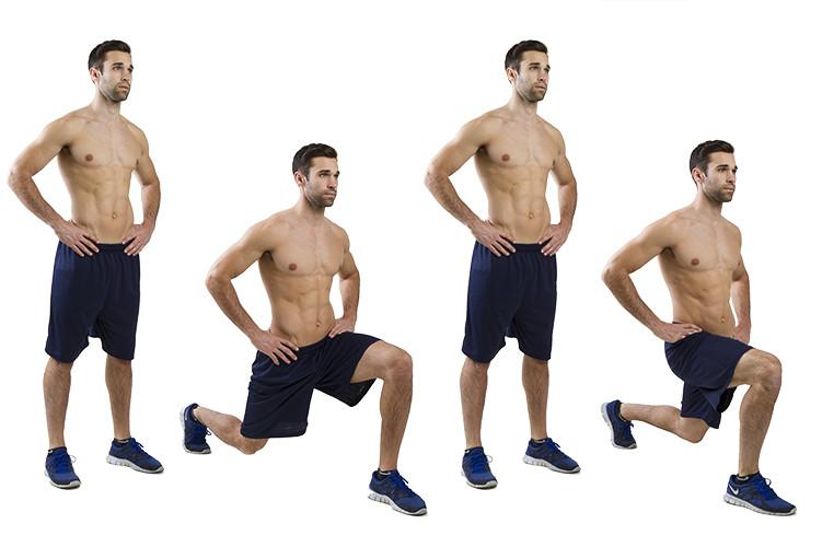 Zgjatjet e këmbëve