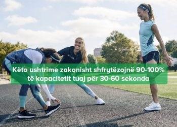 ushtrimet per humbje peshe