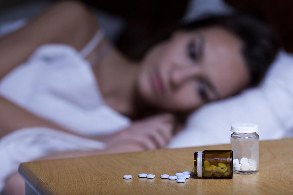 Çrregullimet e Gjumit tek të Rriturit më të Moshuar