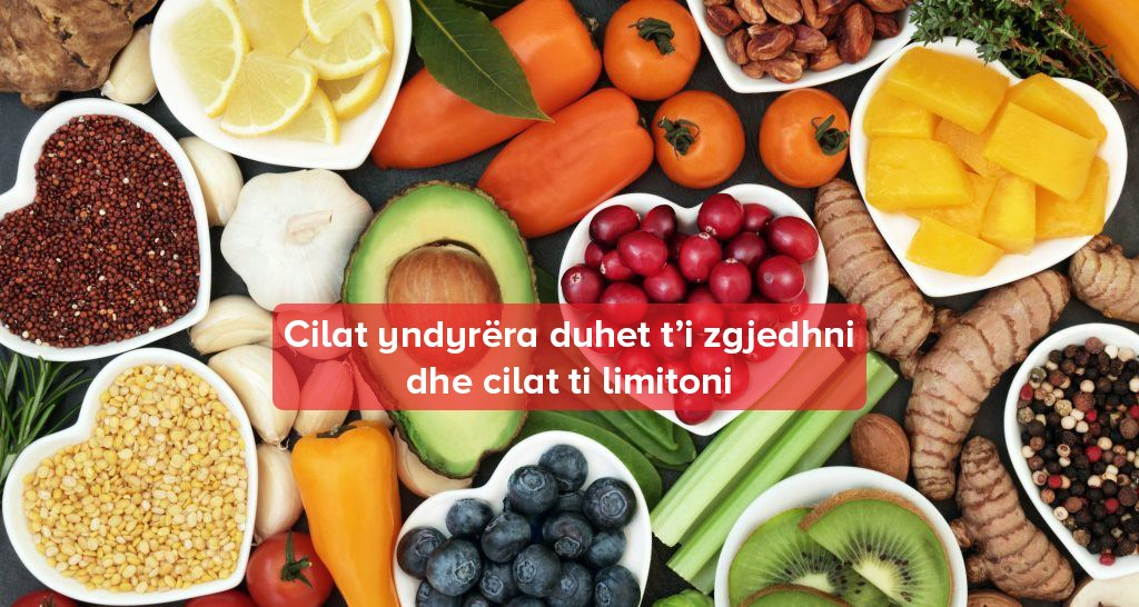 Dietë Zemër Shëndoshë