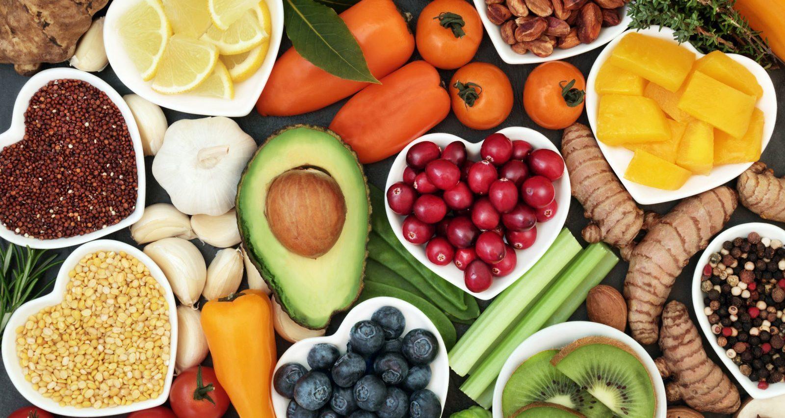Dietë për Zemër të Shëndoshë