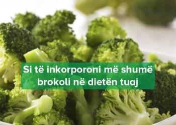Shumë Përfitime Shëndetësore të Brokolit
