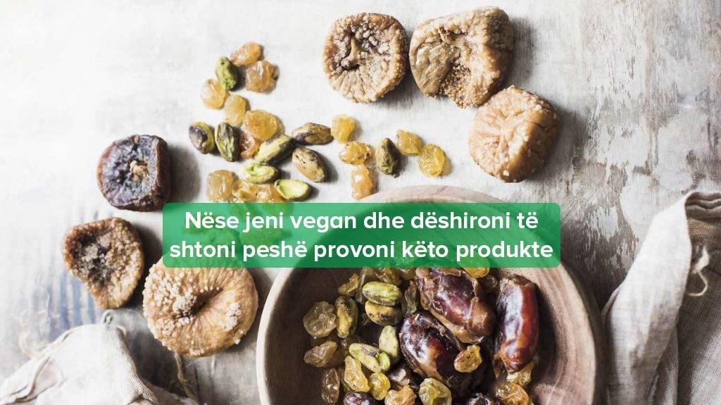 Ushqime Vegane Shtim Peshës