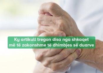 Dhimbje në Duar