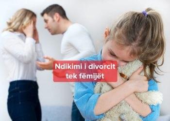 Divorci Fëmijët