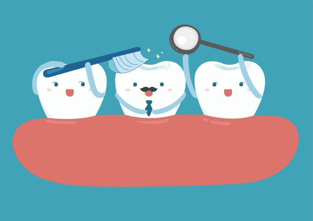 Këshilla për Parandalimin e Problemeve orale