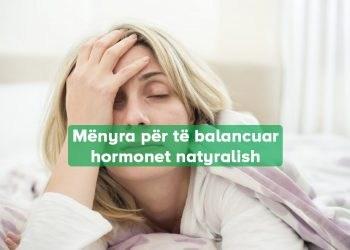 Mosbalancë Hormonale