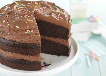 Recetë e Tortës me Çokollatë pa Sheqer