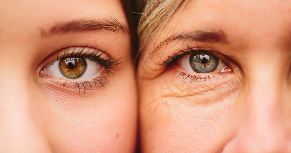 Si t'i Eliminoni Rrudhat Poshtë Syve