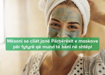 maska trajtimi akneve shtepi