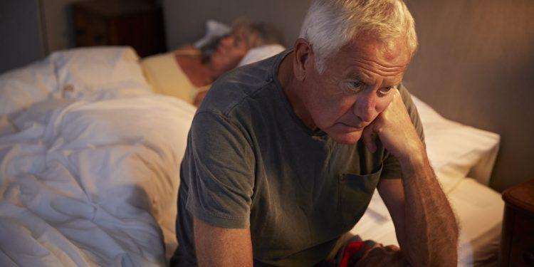 Çrregullimet e Gjumit Gjatë Pleqërisë