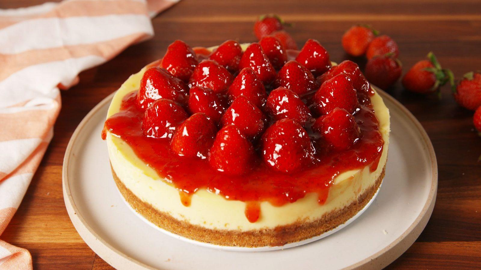 Cheesecake me Dredhëza