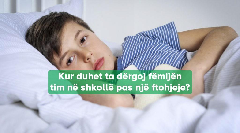 Duhet Shqetësohem Fëmija Sëmuret Shpesh