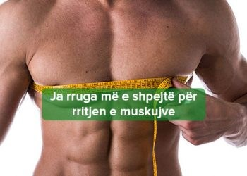 Rrisni Muskujt Gjoksin