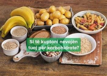Sa Karbohidrate Mjaftonjë