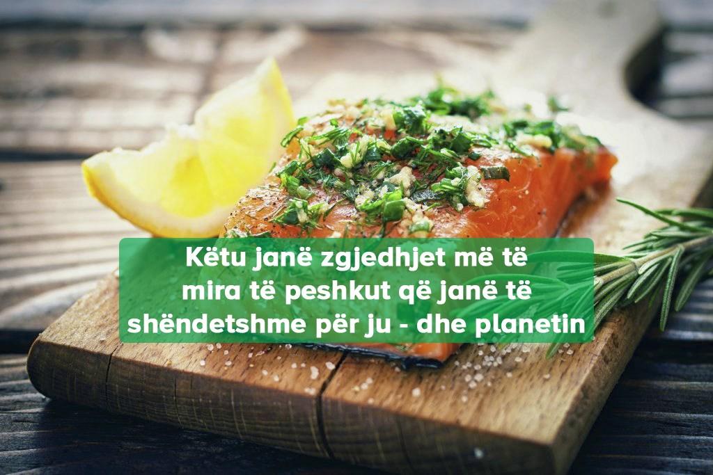 peshqit shendetshem dhe dëmshëm