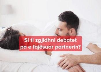 Ndaloni Fajësuari Partnerin