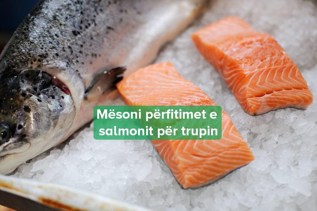 Përfitimet Salmoni