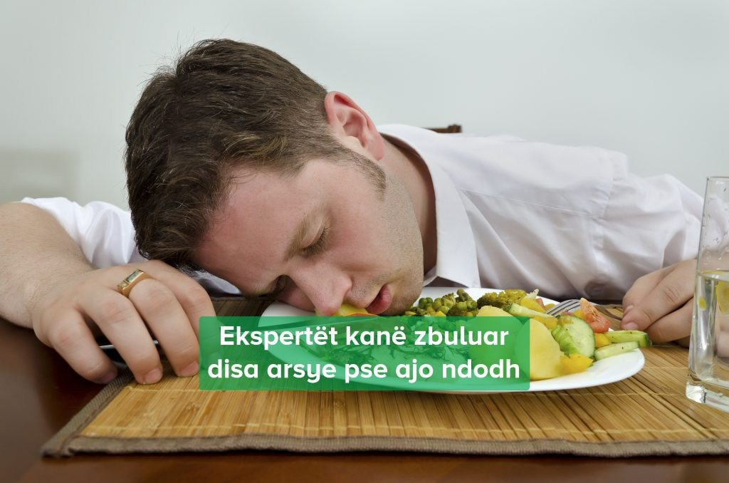 lodhje pas ushqimit
