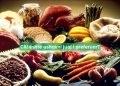 ushqimet me te konsumuara ne bote