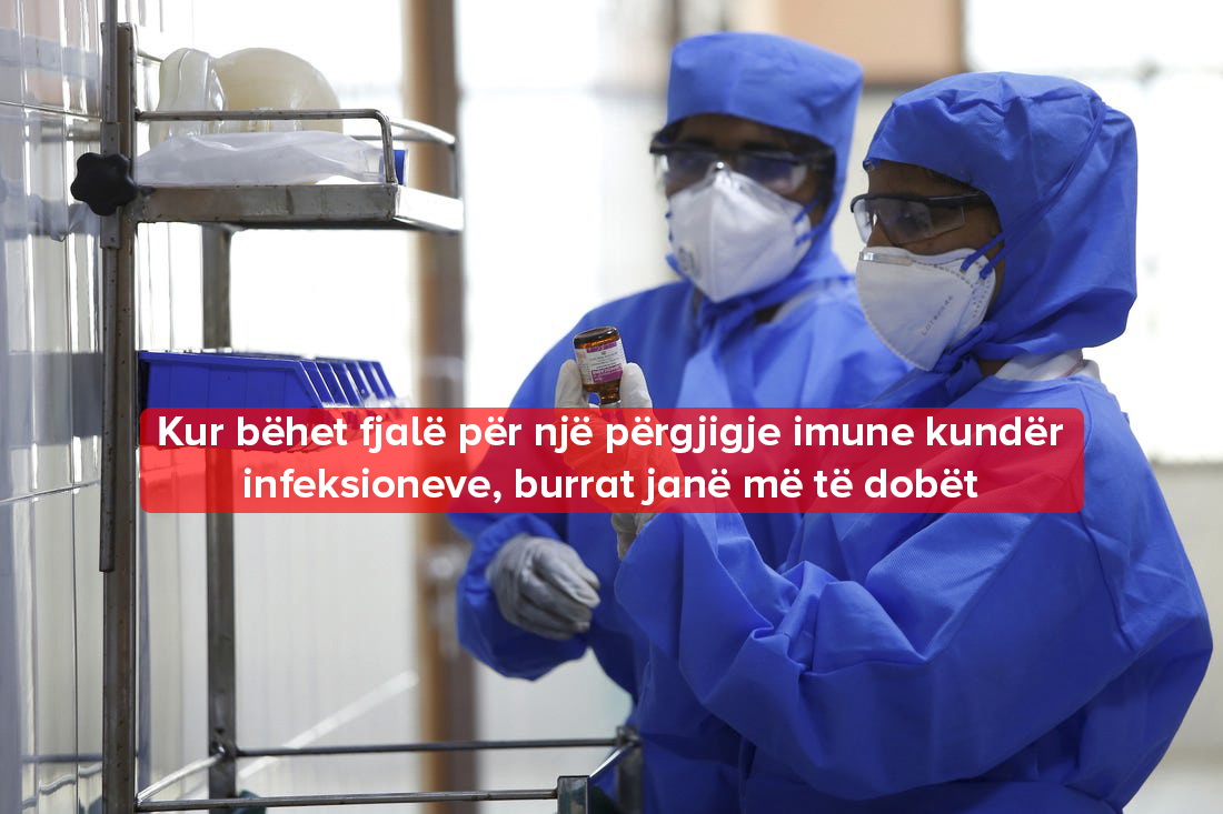 koronavirus godet me shume burrat