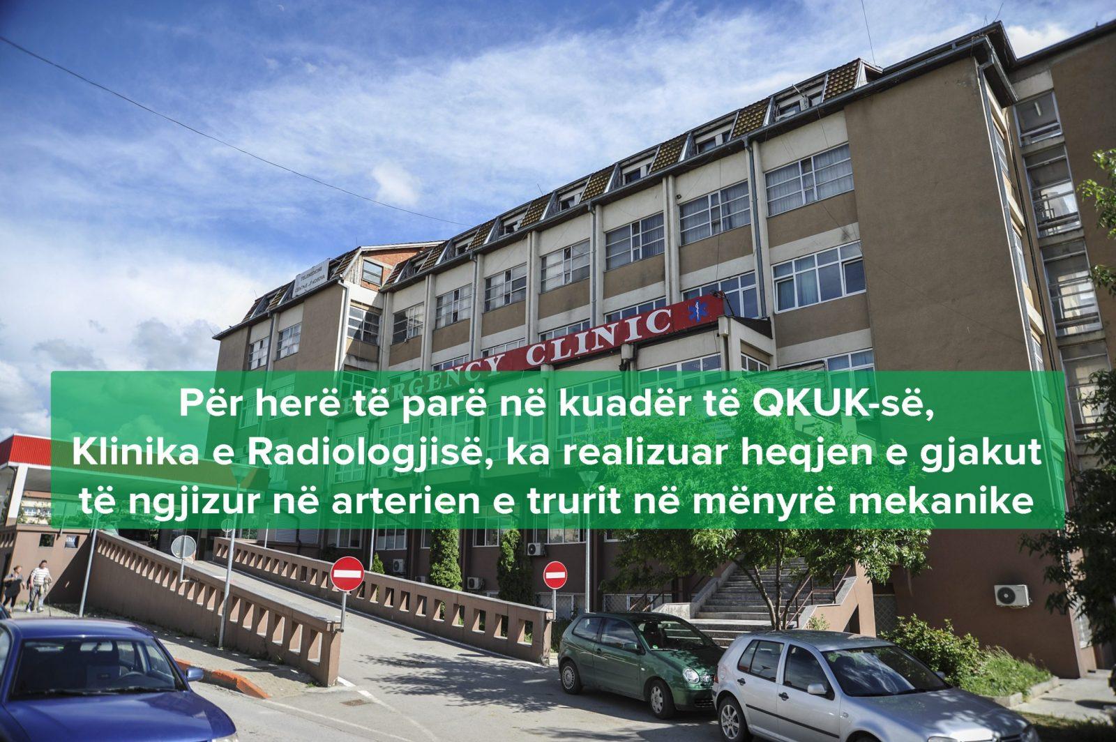 kryhet rasti pare kosove stroke center