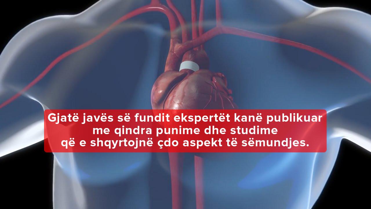 covid-19 dhe hipertensioni