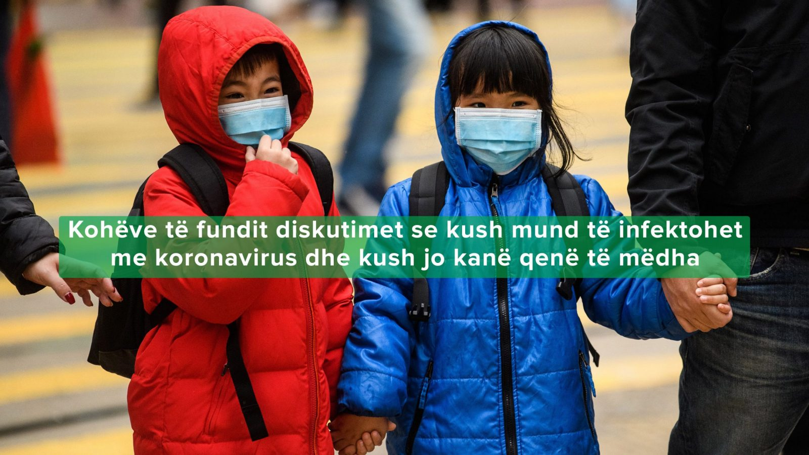pse femijet nuk jane imun koronavirusit